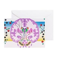 Parkinson's disease - Greeting Card