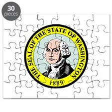Washington State Seal Puzzle