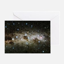 Crux constellation - Greeting Card