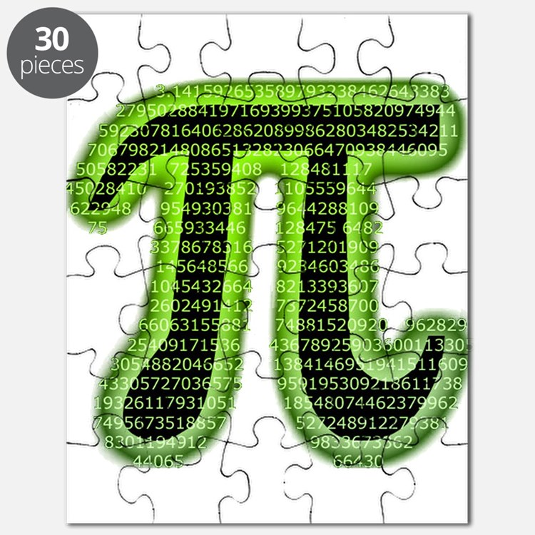 Pi Puzzle