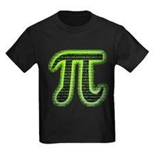 Kids Dark Pi T-Shirt