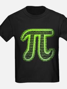 Kids Dark Pi T-Shirt