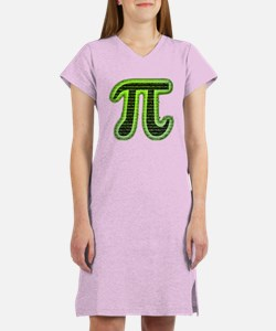 Women's Pi Nightshirt