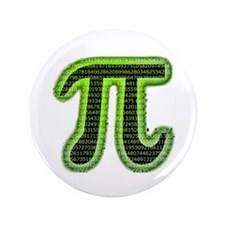 """Pi 3.5"""" Button (100 pack)"""