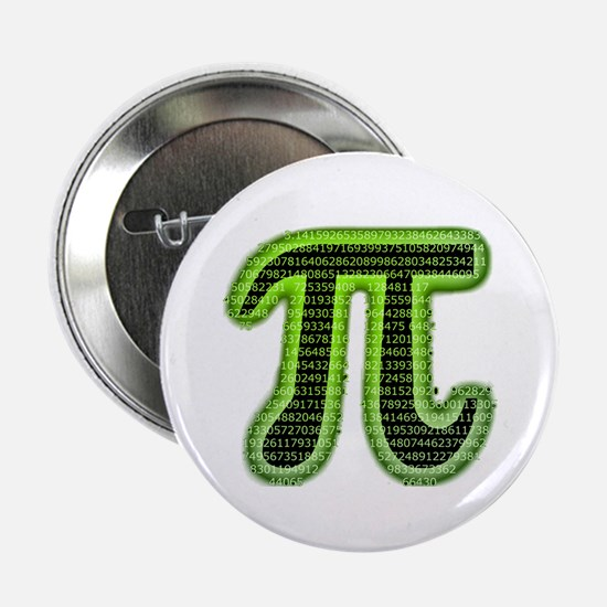 """Pi 2.25"""" Button (10 pack)"""