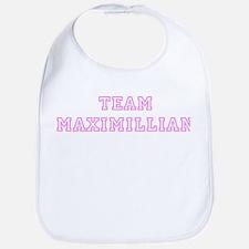 Pink team Maximillian Bib