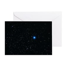 Photograph of the constellation Lyra (the Harp) -