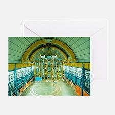 Supernova neutrino detector - Greeting Card