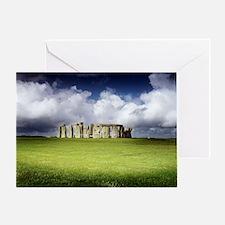 Stonehenge - Greeting Card