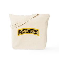 Combat Ninja - 99 Zulu Tote Bag