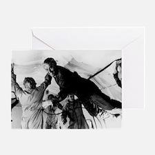 Wernher von Braun - Greeting Card