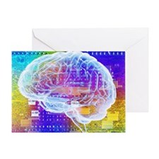 Artificial intelligence - Greeting Card