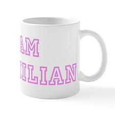 Pink team Maximilian Small Mug