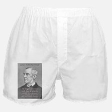 He Went Down To Hell - Froude Boxer Shorts