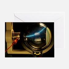 Cathode ray tube - Greeting Card