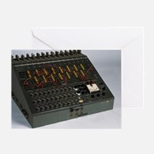 Heathkit H-1 analog computer - Greeting Card