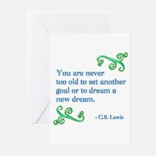 Never Too Old Greeting Cards (Pk of 10)