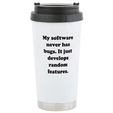 Unique Programmer Travel Mug