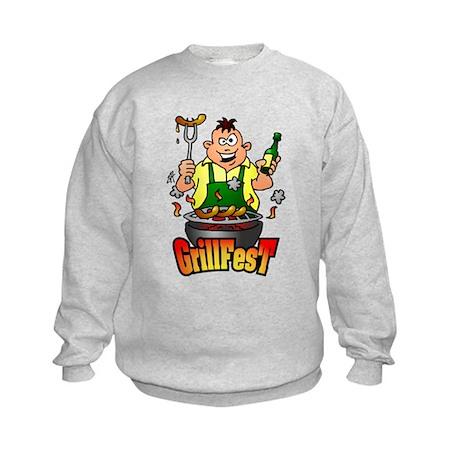 GrillFest Kids Sweatshirt
