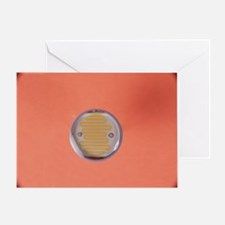 Light dependent resistor - Greeting Card