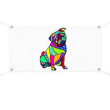 Designed Pug Banner