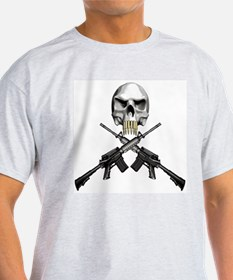 Skull Bullet teeth T-Shirt