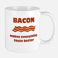 Bacon makes everything tastier Mug