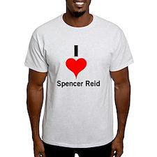 I Heart Spencer Reid 1.png T-Shirt