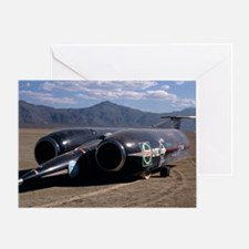 Thrust SSC, the world's first supersonic car - Gre