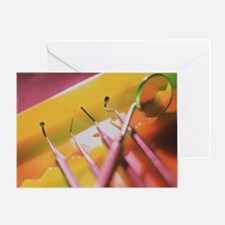 Dentistry equipment - Greeting Card