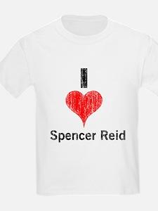 Vintage I Heart Spencer Reid 1.png T-Shirt