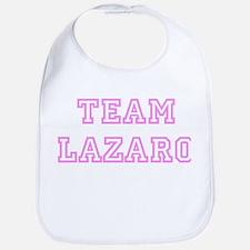 Pink team Lazaro Bib