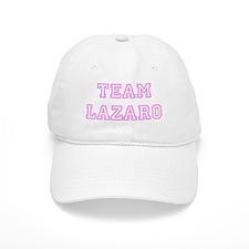 Pink team Lazaro Baseball Cap