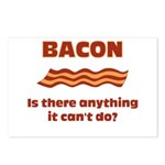 Bacon, Is There Anything It Cant Do? Postcards (Pa