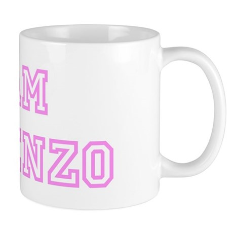 Pink team Vincenzo Mug