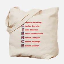 Science Thanks The English! Tote Bag
