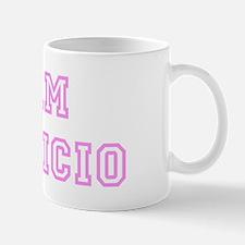 Pink team Mauricio Small Small Mug