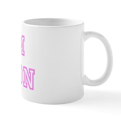Pink team Layton Mug