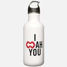 I MWAH YOU Water Bottle