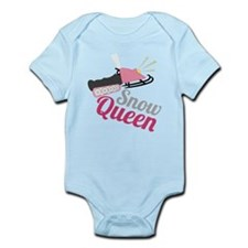 Snow Queen Infant Bodysuit