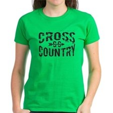 cross country Tee