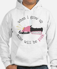 When I Grow Up Hoodie