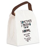 Funny Canvas Lunch Bag