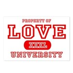 Love University Property Postcards (Package of 8)