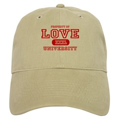 Love University Property Baseball Cap