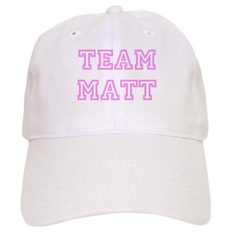 Pink team Matt Cap
