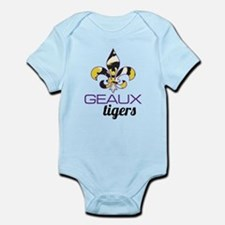 Louisiana Tigers Infant Bodysuit