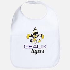 Louisiana Tigers Bib