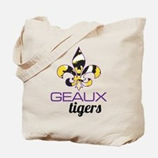 Louisiana Tigers Tote Bag