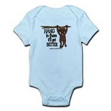 HANG IN THERE - DOG Infant Bodysuit
